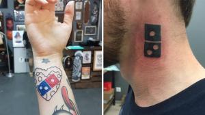 En Russie, Domino's Pizza offre des pizzas à vie contre un tatouage