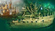 Un navire de guerre «maudit» sous la mer Baltique reste incroyablement bien préservé