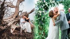 Un mariage de rêve d'une valeur de 135000 $ a été offert à un couple en l'honneur de l'ouragan Irma – «Un événement tragique n'a pas besoin d'être si tragique.»