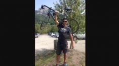 La sœur du cycliste tué par un chasseur en Haute-Savoie l'accuse de l'avoir violée et se dit «soulagée» par sa mort