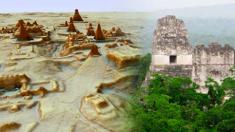 Un examen au laser révèle une ancienne «mégalopole » maya sous les jungles du Guatemala