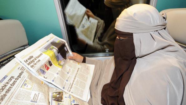 L'ONU veut remettre en cause l'interdiction de la burqa en France