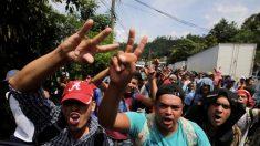 100 membres de l'ISIS arrêtés au Guatemala alors que leur groupe de marche se dirigeait vers les États-Unis