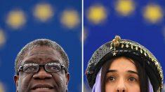 Prix Nobel de la paix pour deux héros de la lutte contre les violences sexuelles