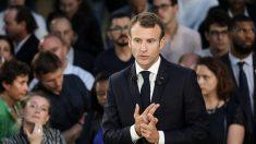 Emmanuel Macron aux start-up : l'Urssaf est