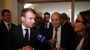 Pour le président Emmanuel Macron, la langue française «s'est émancipée de son lien avec la nation française»