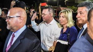Libéré en Turquie, le pasteur américain Brunson attendu samedi à Washington
