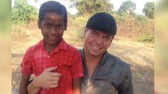 Un homme transforme la vie d'enfants en Inde
