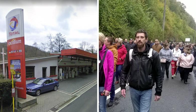 Belgique: la population soutient un pompiste qui a tiré sur un cambrioleur pour défendre son commerce