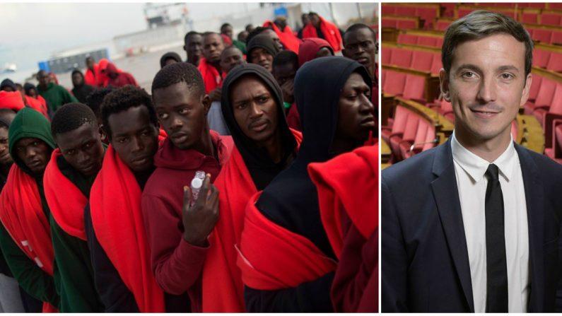 Un député de la majorité propose un crédit d'impôt pour les Français qui hébergent des migrants