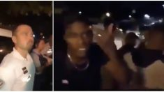 Val-de-Marne: une vidéo devenue virale montre des policiers insultés et humiliés par des voyous dans une cité