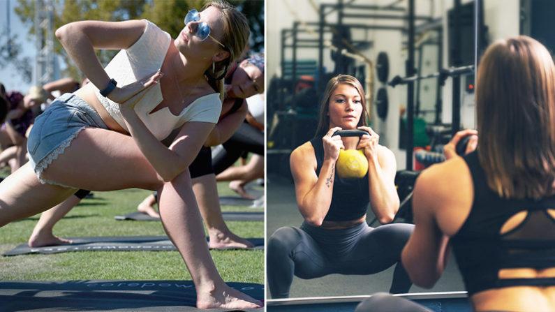 5 types d'exercices à «faible impact» pour brûler efficacement les calories