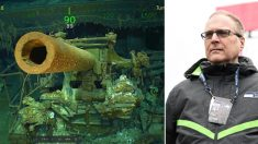 L'héritage de Paul Allen, cofondateur de Microsoft dans le domaine de l'exploration en haute mer, a son heure de gloire : l'U.S.S. Lexington