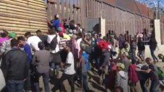 Les membres de la caravane de migrants sont majoritairement des hommes, 90 % d'entre eux ne sont pas admissibles à l'asile : un haut responsable américain