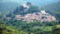 Pyrénées-Orientales: le sauvetage du château de Castelnou