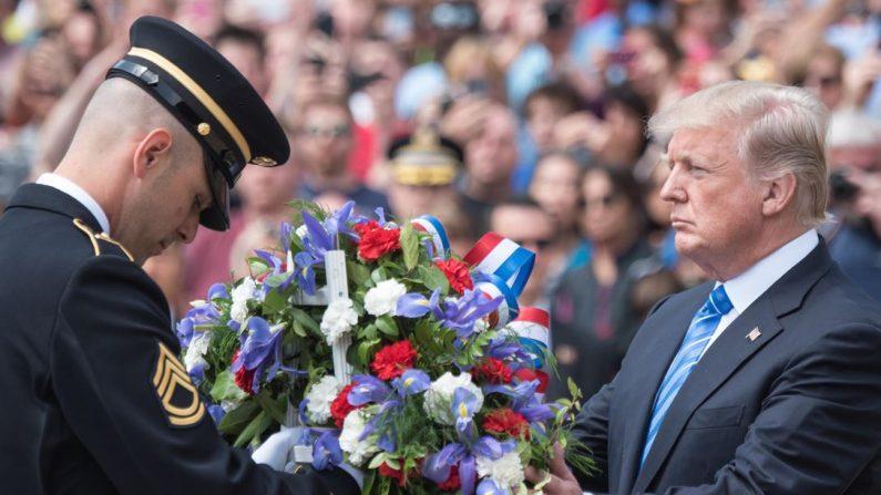 Dans l'Aisne – Le président américain Donald Trump sera bien présent pour le 11 novembre