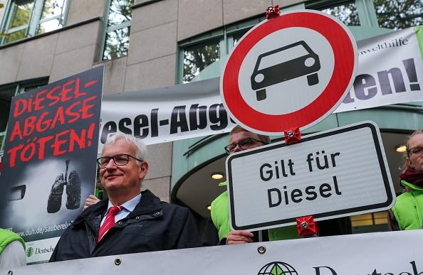 Allemagne: les vieux diesels aussi interdits à Cologne et Bonn