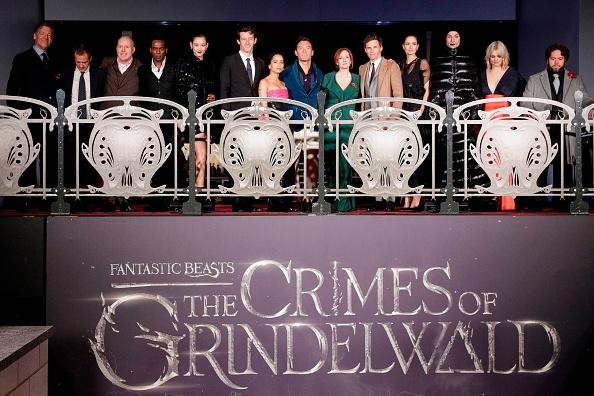 L'univers Harry Potter fait escale à Paris avec «Les crimes de Grindelwald»