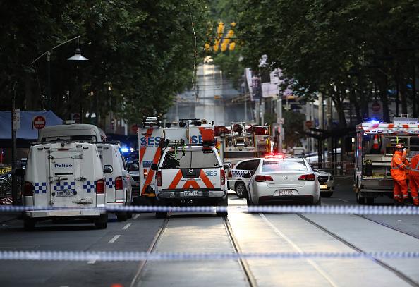 Australie: une attaque «terroriste» au couteau fait un mort à Melbourne