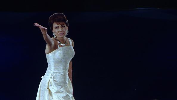 Voix d'outre-tombe: la Callas ressuscitée par un hologramme à Paris