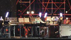 Jean-Michel Jarre, la musique-machine