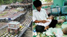 Un homme a enterré 16.000 bébés avortés... il a aussi sauvé des centaines de vies
