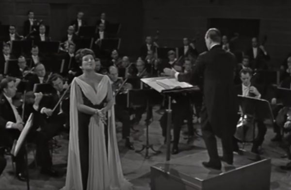 Regardez le Concert du 100e anniversaire de la soprano Birgit Nilsson