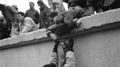Le mur de Berlin – ou l'emprisonnement du communisme