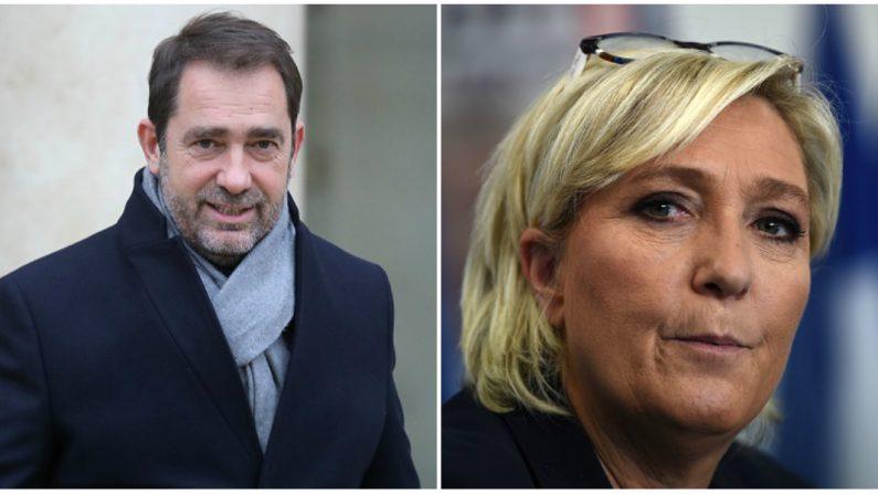 Pétition du Rassemblement national pour la démission de Christophe Castaner : « Il n'est pas à la hauteur de sa fonction »