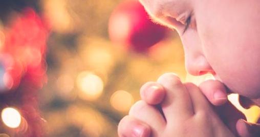 Les pratiques spirituelles dans l'enfance sont bonnes pour la santé et le bien-être