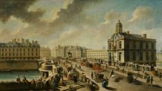Paris sans voiture, on en rêvait déjà en 1790