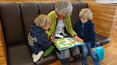 Grandir dans une maison remplie de livres pourrait améliorer de manière significative nos capacités cognitives
