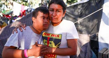 Une mère mexicaine dit avoir subi des pressions d'ONG, pour qu'elle rejoigne la caravane des migrants à destination des États-Unis