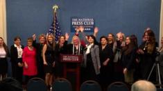 La Coalition des femmes du Moyen-Orient nouvellement créée apporte son soutien à Trump