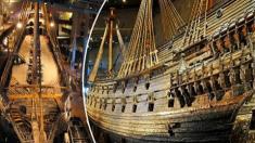 Ce navire de guerre suédois de 400 ans a coulé au cours de sa première bataille et demeure une œuvre d'art magnifique