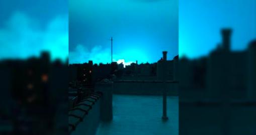 Une étrange lumière affole les habitants de New York