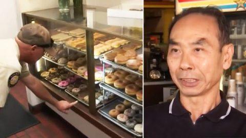 «C'est une bénédiction»: les clients d'un pâtissier achètent plus de beignets pour l'aider à passer du temps avec sa femme malade