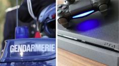 Essonne: des consoles volées et données à des enfants malades – ce sont les gendarmes qui les ont apportées