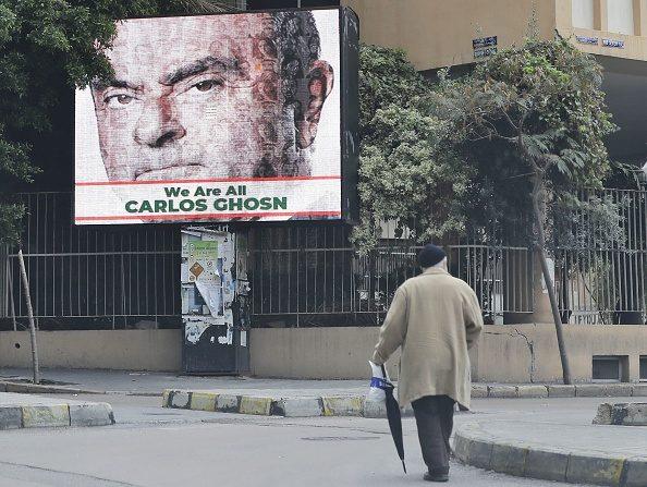 «Nous sommes tous Carlos Ghosn», slogan d'une campagne au Liban