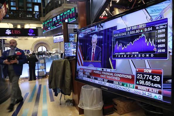 La Fed relève ses taux mais est plus prudente pour 2019 — USA