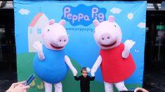 La Chine célébrera l'année du cochon avec un film de Peppa Pig