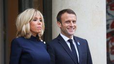 Le couple présidentiel dépense des millions d'euros pour «rafraîchir» la décoration du palais de l'Élysée
