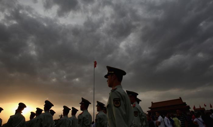Le fragile empire chinois