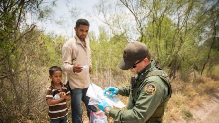 Crise frontalière aux États-Unis: 100.000 immigrants illégaux en 60 jours