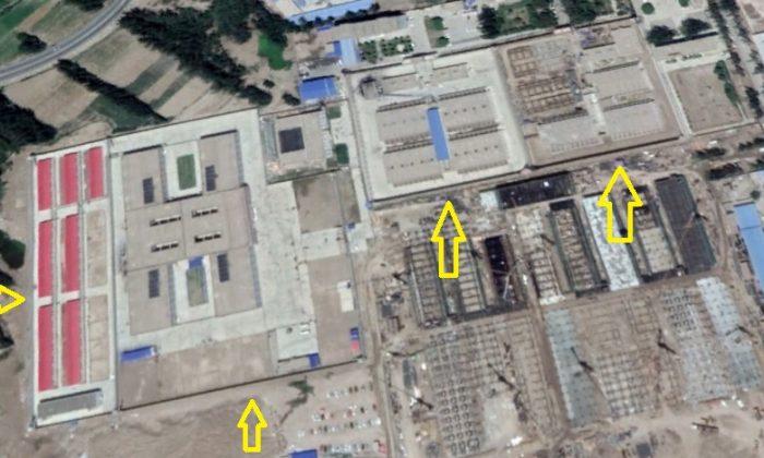 L'horreur de la répression des Ouïghours: Cartographie des lieux de détentions de masse au Xinjiang