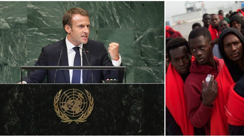 Pacte sur les migrations: «le président de la République s'apprête à trahir les Français»