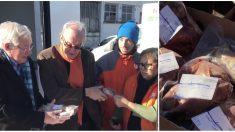 Les chasseurs offrent plus de 200 faisans à la banque alimentaire du Gard pour les fêtes de fin d'année