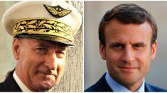 Pacte sur les migrations – pour le général Martinez, Emmanuel Macron est  « coupable de trahison »