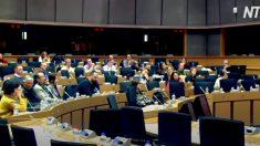 La projection d'un film, révélant les meurtres à la demande en Chine, a ému de nombreuses personnes dans l'auditoire au Parlement européen