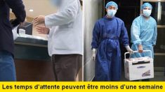 Filmés en secret dans le feu de l'action à l'hôpital, les prélèvements d'organes à vif sont bien réels